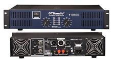 GTD Audio T-8500 450W Power Amplifier