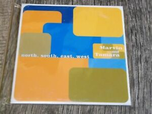 Marvin-And-Tamara-North-South-East-West-one-track-promo-CD