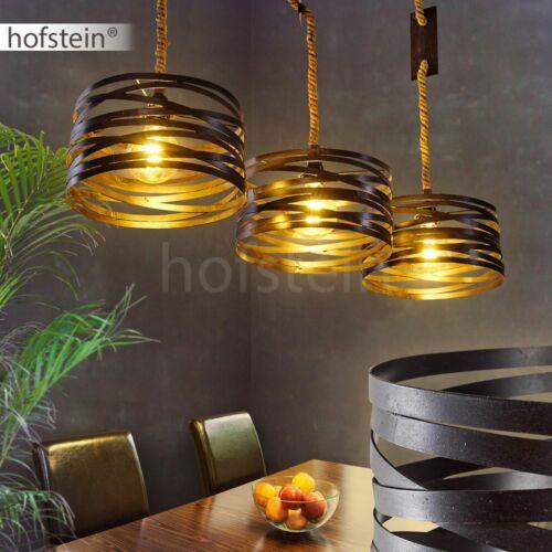 Pendel Lampen Retro Hänge Leuchten Ess Wohn Schlaf Zimmer Beleuchtung Schiefer