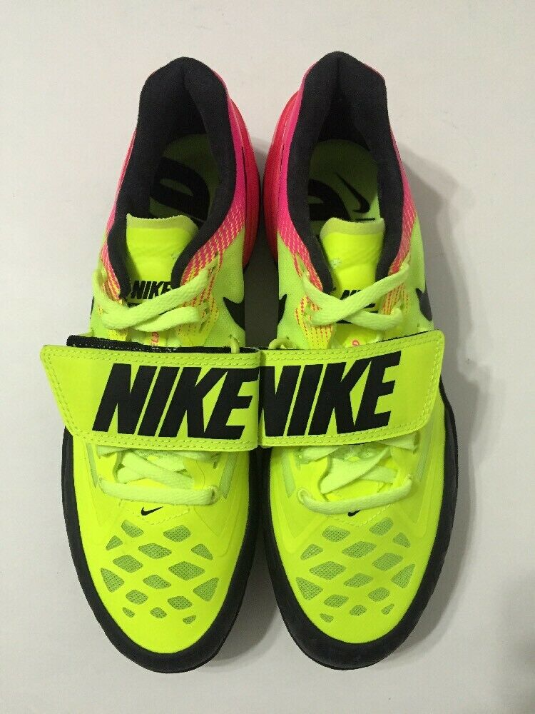 Nike Zoom redational 6 Throwing shoes Track Field Volt 882009-999 Mens Size 6