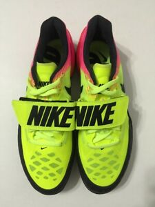 81ba4692105c Nike Zoom Rotational 6 Throwing Shoes Track Field Volt 882009-999 ...