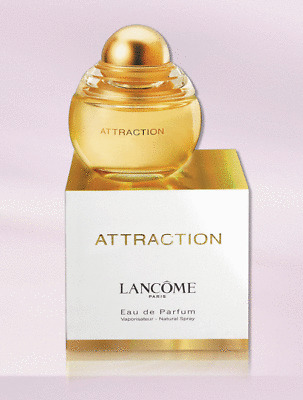 ATTRACTION LANCOME EAU PARFUM 50 ml 1.7 fl. oz NEW & SEALED LANCÔME PARIS | eBay