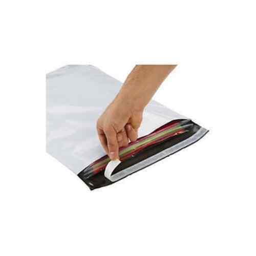 50 Enveloppes pochettes plastique opaque sac envoi postal-emballage 170x300mm