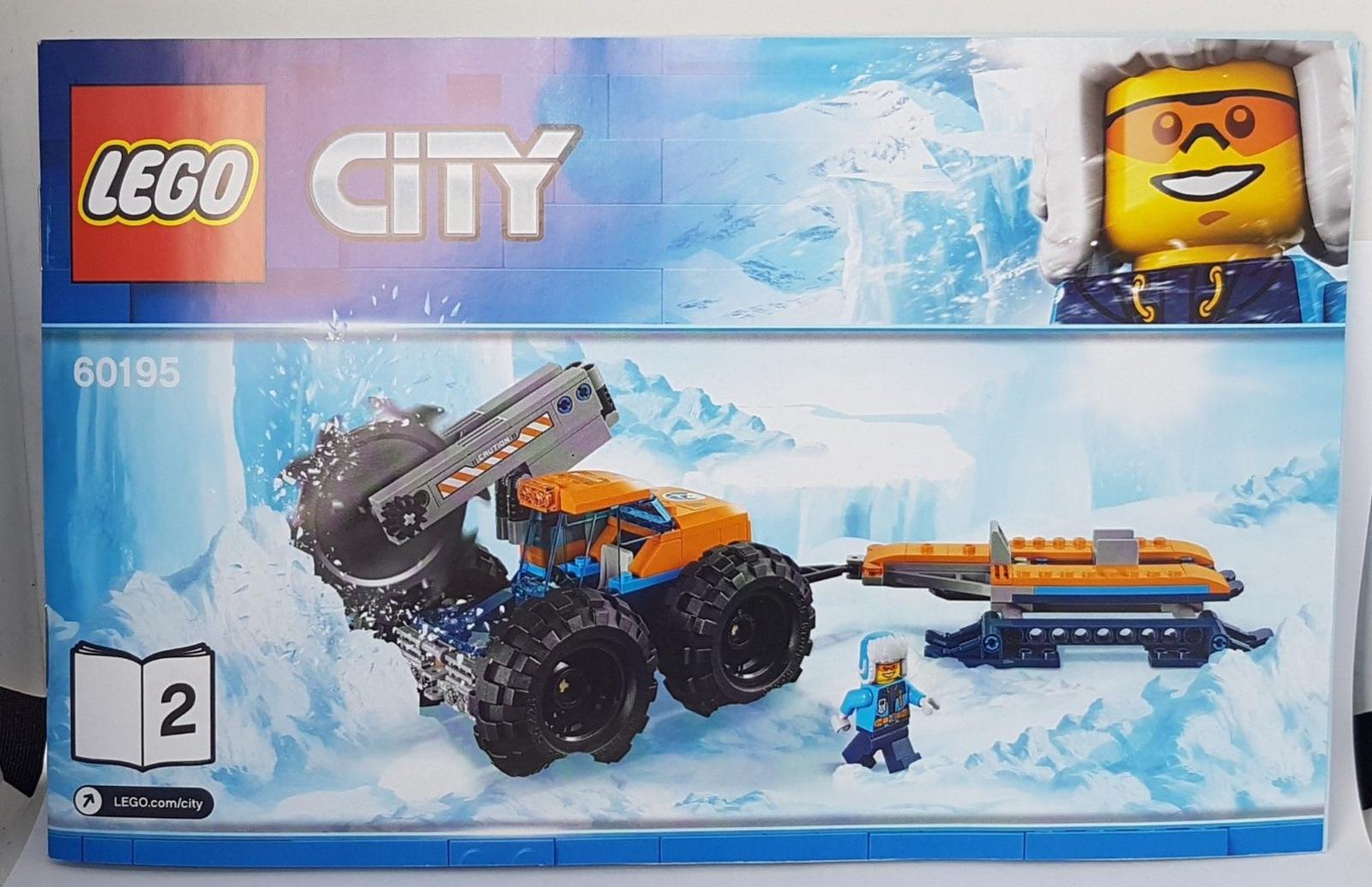 LEGO City. Mobile Saw & & &  Hauling Platform split from 60195  No figures no box. 8ddc77