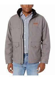 Columbia-Men-s-Loma-Vista-Jacket-City-Grey-Size-XL-X-Large