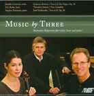 Music by Three (CD, Nov-2010, Albany Music Distribution)