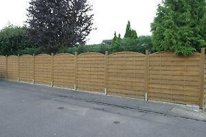 Bevorzugt Sichtschutzzaun Dichtzaun Rund Gartenzaun Holz Fichte KDI ca HP88