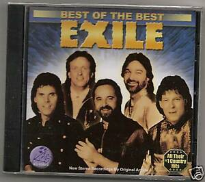Best-of-the-Best-by-EXILE-Country-CD-NEW-SEALED