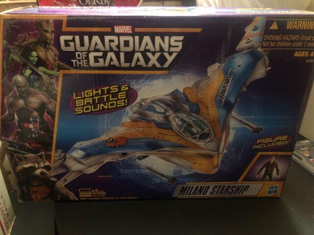 Hasbro Marvel Guardians of the Galaxy Milano Starship A7911