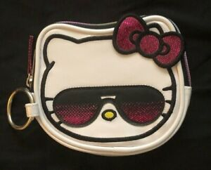 Hello-Kitty-Sanrio-Loungefly-90-039-s-Coin-Purse-Wallet-Purse-Vintage