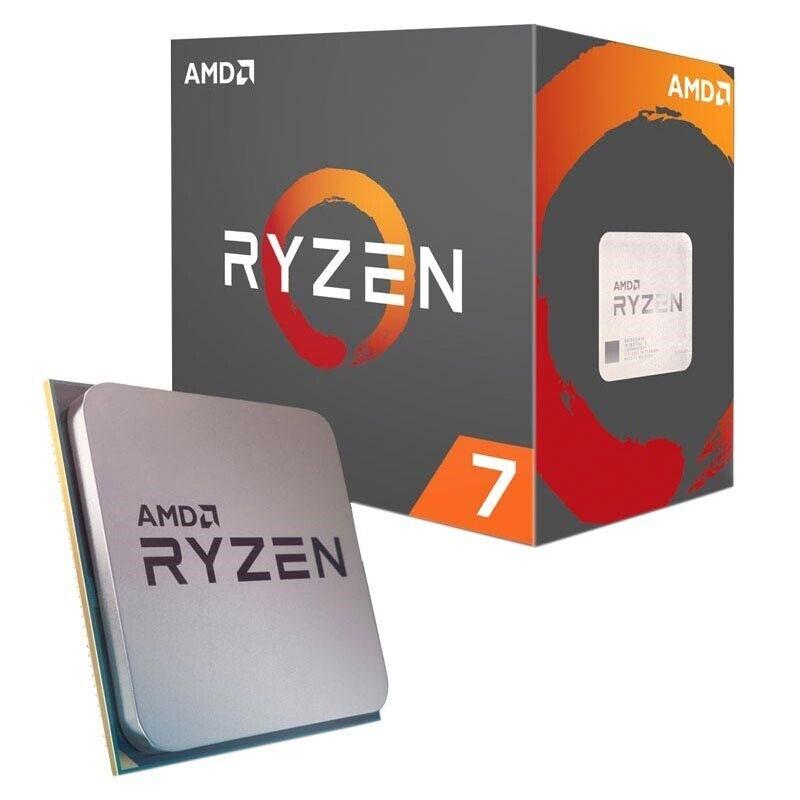 1800x, AMD ryzen, 8 kerner / 16 tråde