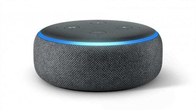 Højttaler,  Apple, Amazon Echo Dot 3rd gen,  aktiv, 15 W,…