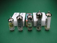 Röhrensatz ECC85 ECH81 EAF801  ECL86 EM87 Tube set NOS -  Röhren für Röhrenradio