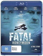 Fatal Honeymoon (Blu-ray, 2014) region B