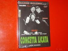 """DVD SEALED ORIG.M.SALIERI""""CONCETTA LICATA ATTO SECONDO""""SELEN-ANITA DARK-DALILA"""
