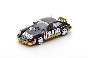 SPARK-SJ013-Porsche-Carrera-RS-n-39-24h-Tokachi-1994-Obata-Uehara-Furuya-1-43