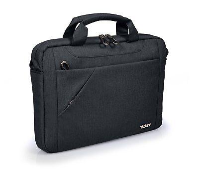 """Port Designs Laptop Tasche Schutzhülle Macbook Notebook Sydney 10-12"""" Schwarz SorgfäLtige Berechnung Und Strikte Budgetierung Computer, Tablets & Netzwerk"""