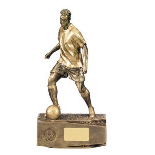 Valiente FUTBOLISTA Trofeo Disponible Disponible Trofeo in 6 Fantástica Tallas 93ec39