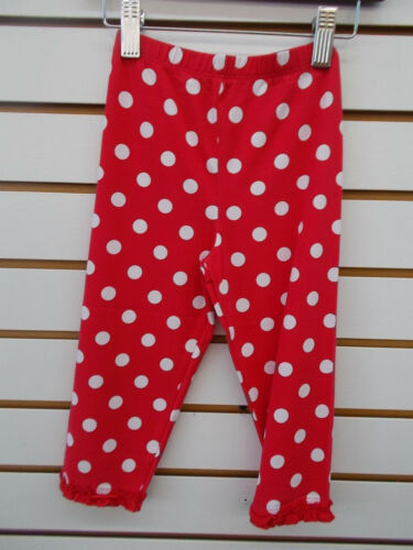 Infant /& Girls Tara Collection Red /& White Outfits Size 12Months-12 Toddler