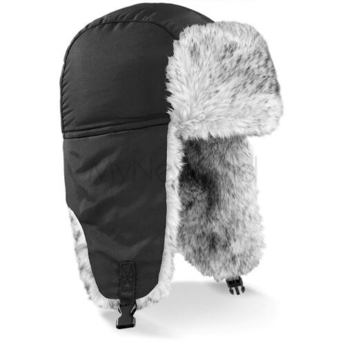Beechfield Sherpa Chapeau d/'hiver