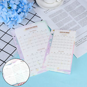 Index-Divider-For-6-Holes-Diary-Binder-Weekly-Planner-2019-2020-Year-CalendarVCG