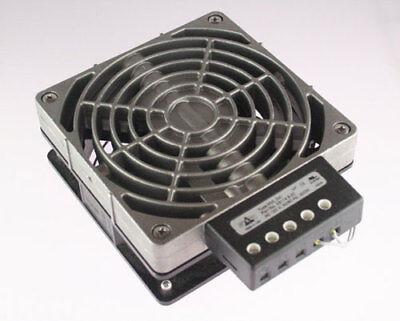 Stego 03114.9-00 Enclosure Fan Heater 300W 120VAC With Heat Sink HVL 031