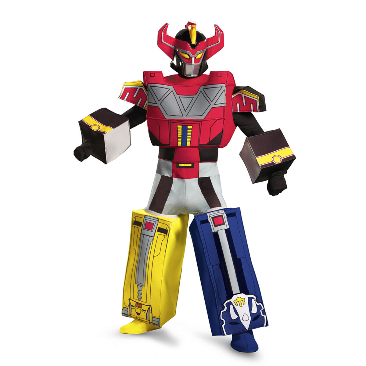 Megazord Adult Power Rangers Deluxe Costume