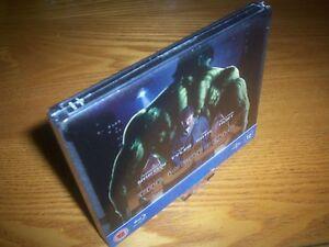 THE-INCREDIBLE-HULK-blu-ray-steelbook-rare-OOP-UK-Play-com-region-free-Marvel
