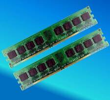 4GB 2x2GB 4 RAM MEMORY Dell Optiplex GX520 GX620 PC