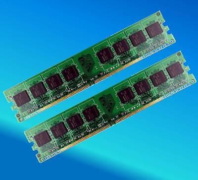 2GB 2x1GB Dell OptiPlex 320 Mini Tower RAM Memory DDR2