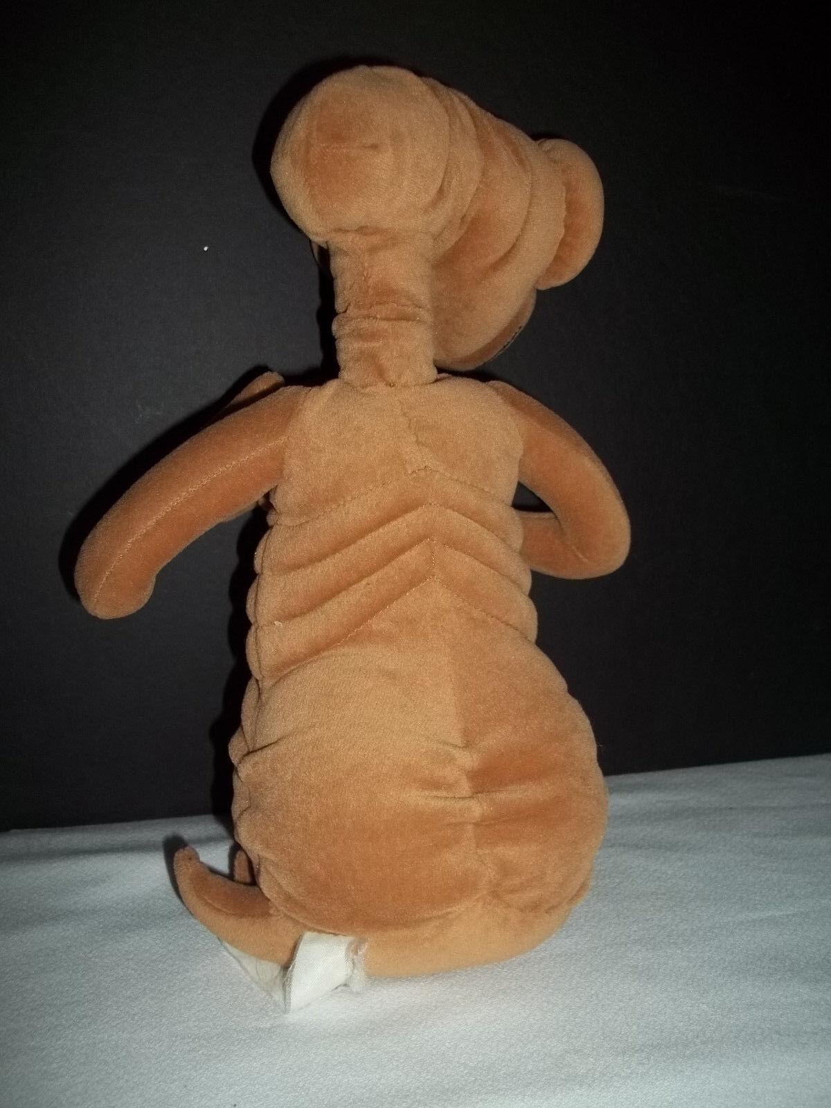 Vintage ET Plush Toy Figure 13    Turning Head 1f6420