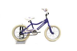 "Novara Firefly 16"" Kid's Bike Single Speed Coaster Purple"