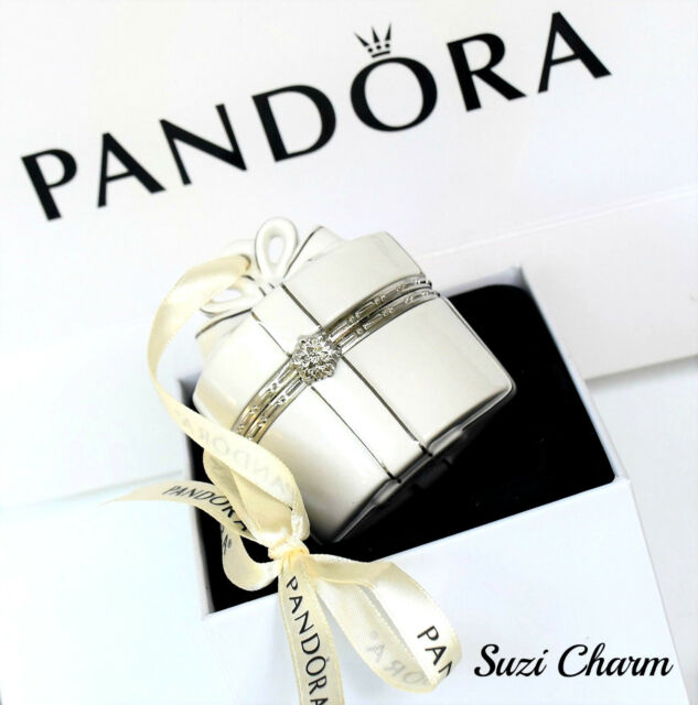 6fdf12668 Authentic PANDORA Ornament 2018 Limited Edition JARED Collectible Gift NIB