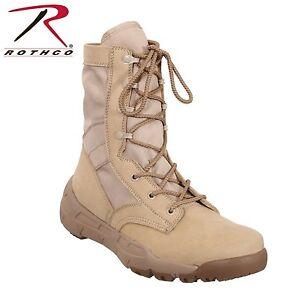 Rothco-5364-V-Max-Lightweight-Tactical-Boot-Desert-Sand