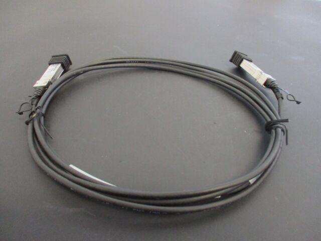 DAC Twinax Cable 37-0961 MNPA19-XTR Cisco SFP-H10GB-CU3M 3 Meter 10G SFP