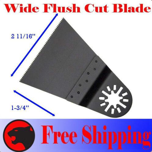 Box 23 Oscillating MultiTool Saw For Blade Fein Multimaster Bosch Dremel Ridgid