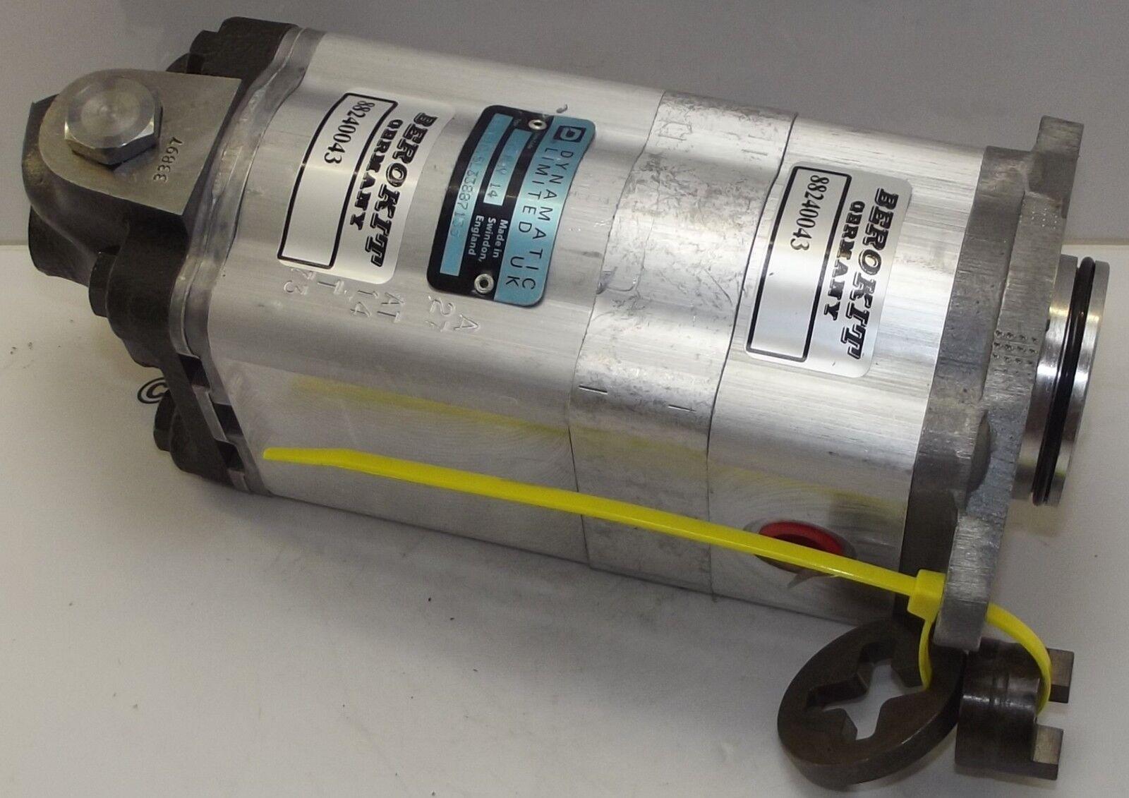JCB Fastrac 145 150 155-55 155-65 Hydraulikpumpe A4.1-18.5L33887 135 ...