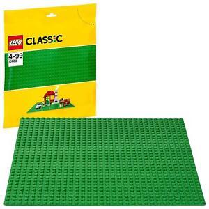 Lego-10700-Classic-Basis-extra-grosse-Bau-Platte-10-034-x-10-034-32-x-32-gruen