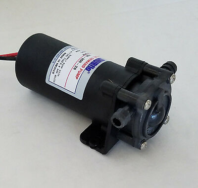 ShurFlo Single-Fixture Manual Demand Delivery Pump 12VDC 1GPM New 100-000-26
