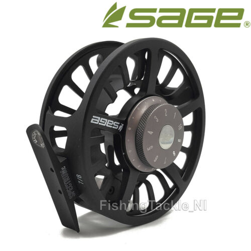Black All Sizes NEW Sage Spectrum C Series Large Arbour Fly Fishing Reel