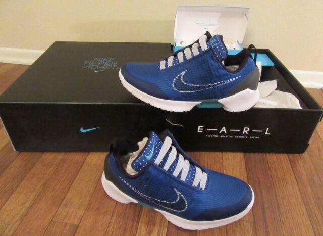 sale retailer f48eb 08ca9 Nike Hyper Adapt 1.0 Size 11.5 Sport Royal Black White 843871 400 Tinker  New NIB