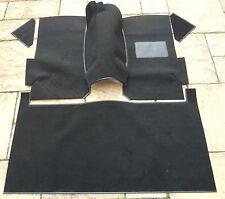 FORD ESCORT MK1 & MK2 NEW BLACK CARPET SET