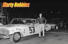 CD_1174 #53 Marty Robbins '64 Ford  1:64 Scale Decals  ~OVERSTOCK~