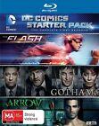 DC - Starter Pack (Blu-ray, 2015, 12-Disc Set)