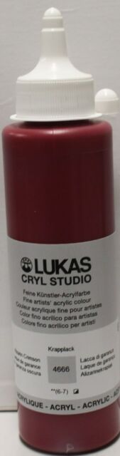 Lukas Cryl Studio Acrylfarben-Set 6 x 20 ml