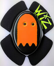 WIZ PACMAN GHOST CLYDE ORANGE KNEE SLIDERS BSB TT WSB MOTOGP KNEE SLIDERS