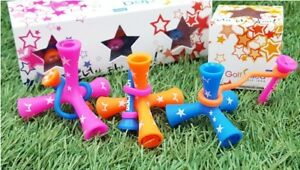 New Tripod Multi Golf Tees Height 2 Quot 50mm 3 Color