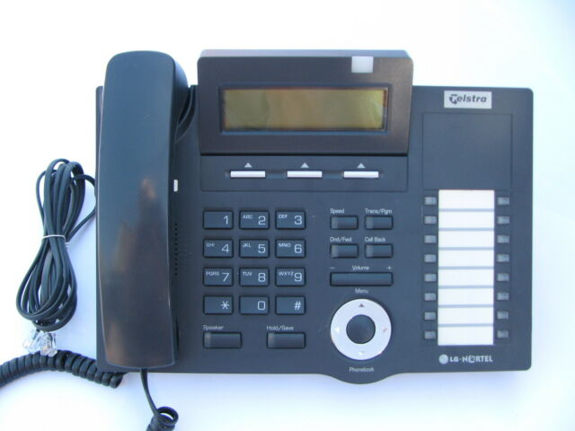 2x LG-Nortel LDP-7016D Telephone Handsets, Tax invoice