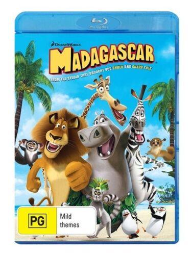 1 of 1 - Madagascar (Blu-ray, 2009)