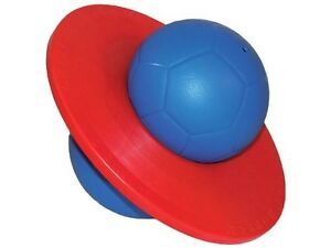 TOGU-Moonhopper-blau-rot-Huepfball-Balanceboard-bis-70kg